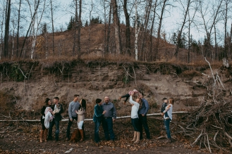 Miller's Extended Family Lifestyle Session on the banks of the North Saskachewan River by Forever 22 Photography (72)