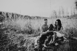 Miller's Extended Family Lifestyle Session on the banks of the North Saskachewan River by Forever 22 Photography (21)